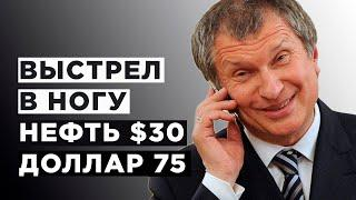 И разверзлись врата Ада: - Доллар, Нефть, Рубль, Российские Акции. Экстренный выпуск