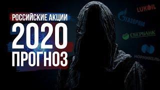 Российские Акции: Прогноз рынка на 2020 год.